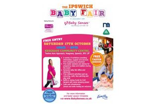 Ipswich Baby Fair: Saturday 17th October