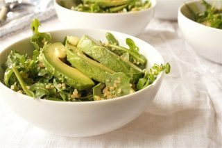 Recipe of the Month May – Quinoa, Avocado and Spinach Salad