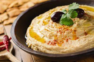 Recipe of the Month June – Classic Hummus