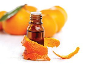 Aroma of the Month for July – Orange Oil