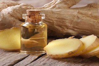 Aroma of the Month for October – Ginger Oil