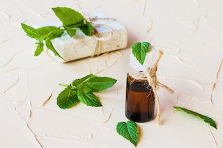 Aromatherapy Oil of the Month May – Peppermint