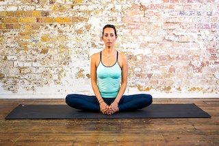 Yoga Posture of The Month – July – Baddha Konasana  – Bound Angle Pose