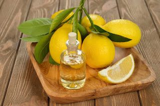 Aromatherapy Oil of the Month July – Lemon
