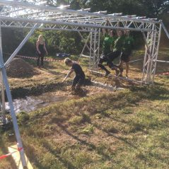 """We had a """"mudtastic"""" time at the Suffolk Whole Hog 2017!"""